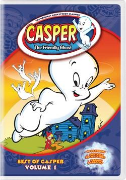 Casper the Friendly Ghost: Best of Casper - Volume 1 [DVD]