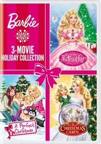 Barbie: 3-movie Holiday Collection [DVD]