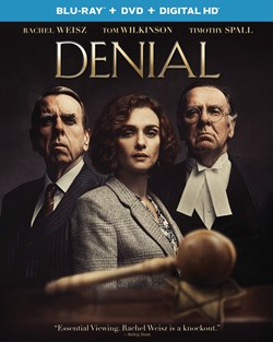 Denial (DVD + Digital) [Blu-ray]