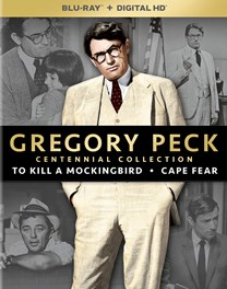 Gregory Peck Centennial Collection [Blu-ray]