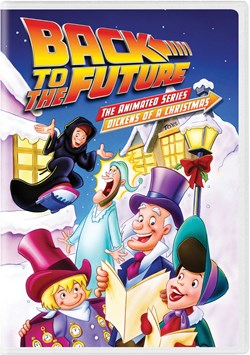 Back to the Future: The Animated Series - Dickens of a Christmas [DVD]
