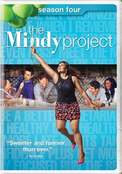 The Mindy Project: Season 4 [DVD]