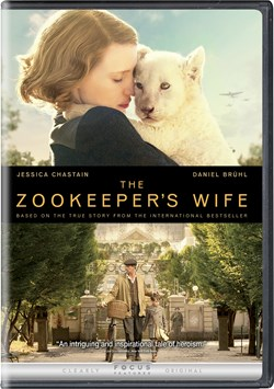 The Zookeeper's Wife [DVD]