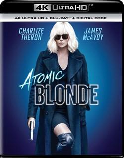 Atomic Blonde (4K Ultra HD) [UHD]