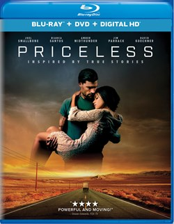 Priceless (with DVD) [Blu-ray]
