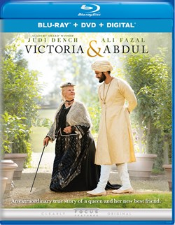 Victoria and Abdul (with DVD) [Blu-ray]