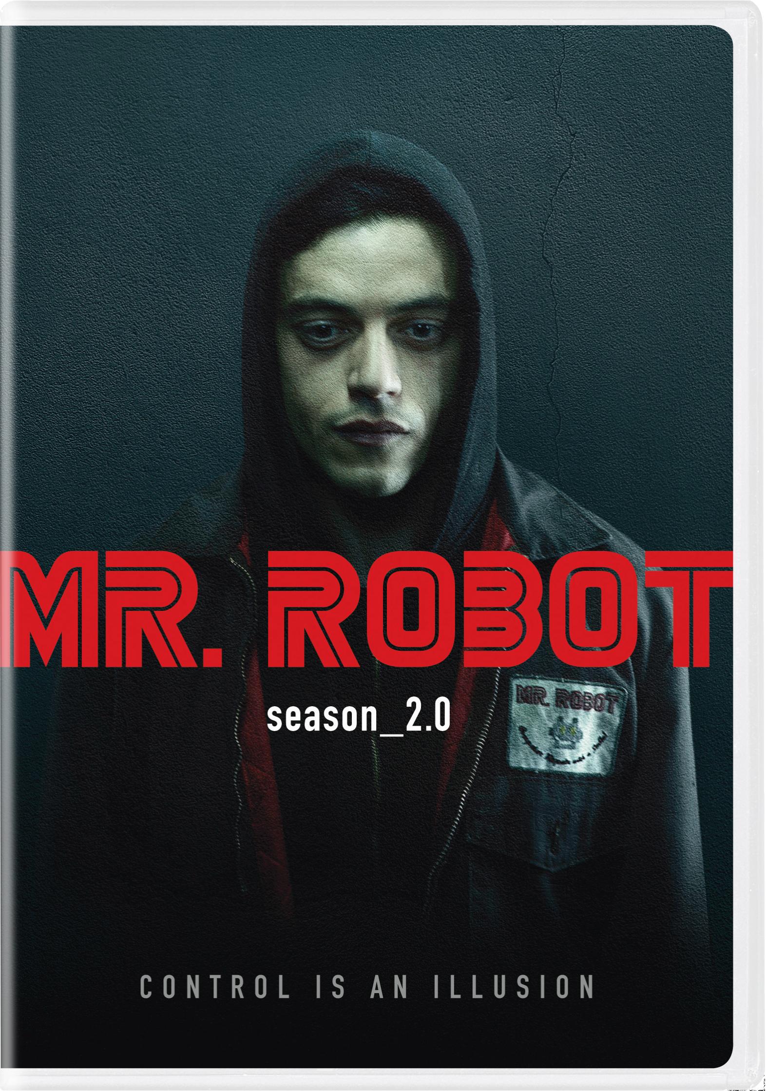 Mr. Robot: Season_2.0 [DVD]