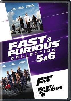 Fast & Furious Collection: 5 & 6 [DVD]