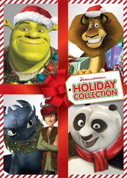 DreamWorks Holiday Favourites [DVD]