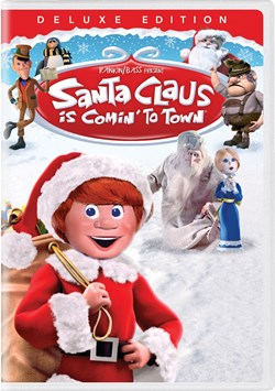 Santa Claus Is Comin' to Town (Deluxe Edition) [DVD]