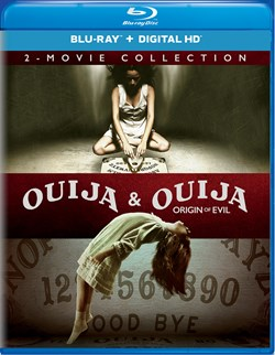 Ouija & Ouija: Origin of Evil [Blu-ray]