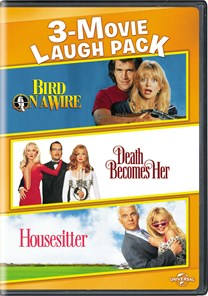 Bird On a Wire/Death Becomes Her/Housesitter [DVD]