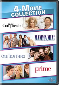 It's complicated/Mamma Mia! The movie/One true thing/Prime [DVD]