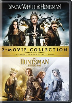 Snow White and the Huntsman/The Huntsman - Winter's War [DVD]