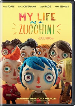 My Life As a Courgette [DVD]