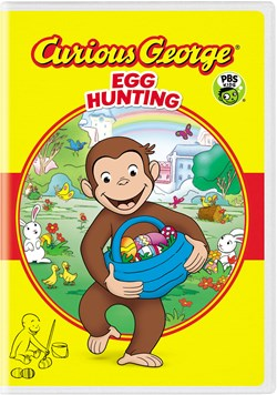 Curious George: Egg Hunting [DVD]