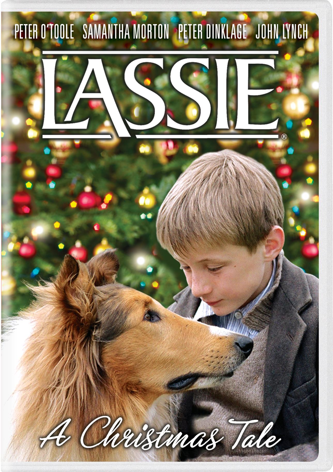 Lassie [DVD]