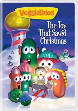 VeggieTales: The Toy That Saved Christmas [DVD]