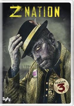 Z Nation: Season Three [DVD]