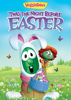 VeggieTales: 'Twas the Night Before Easter [DVD]