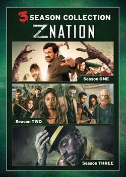 Z Nation: Seasons 1-3 [DVD]