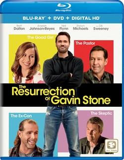The Resurrection of Gavin Stone (with DVD) [Blu-ray]