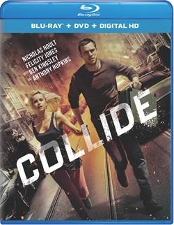 Collide (with DVD) [Blu-ray]