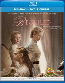 The Beguiled (with DVD) [Blu-ray]