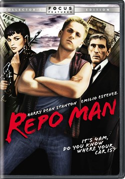 Repo Man (Collector's Edition) [DVD]