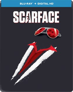 Scarface (Limited Edition Steelbook) [Blu-ray]