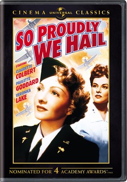 So Proudly We Hail [DVD]