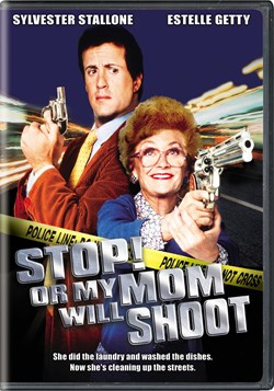 Stop! Or My Mom Will Shoot [DVD]