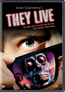 They Live [DVD]