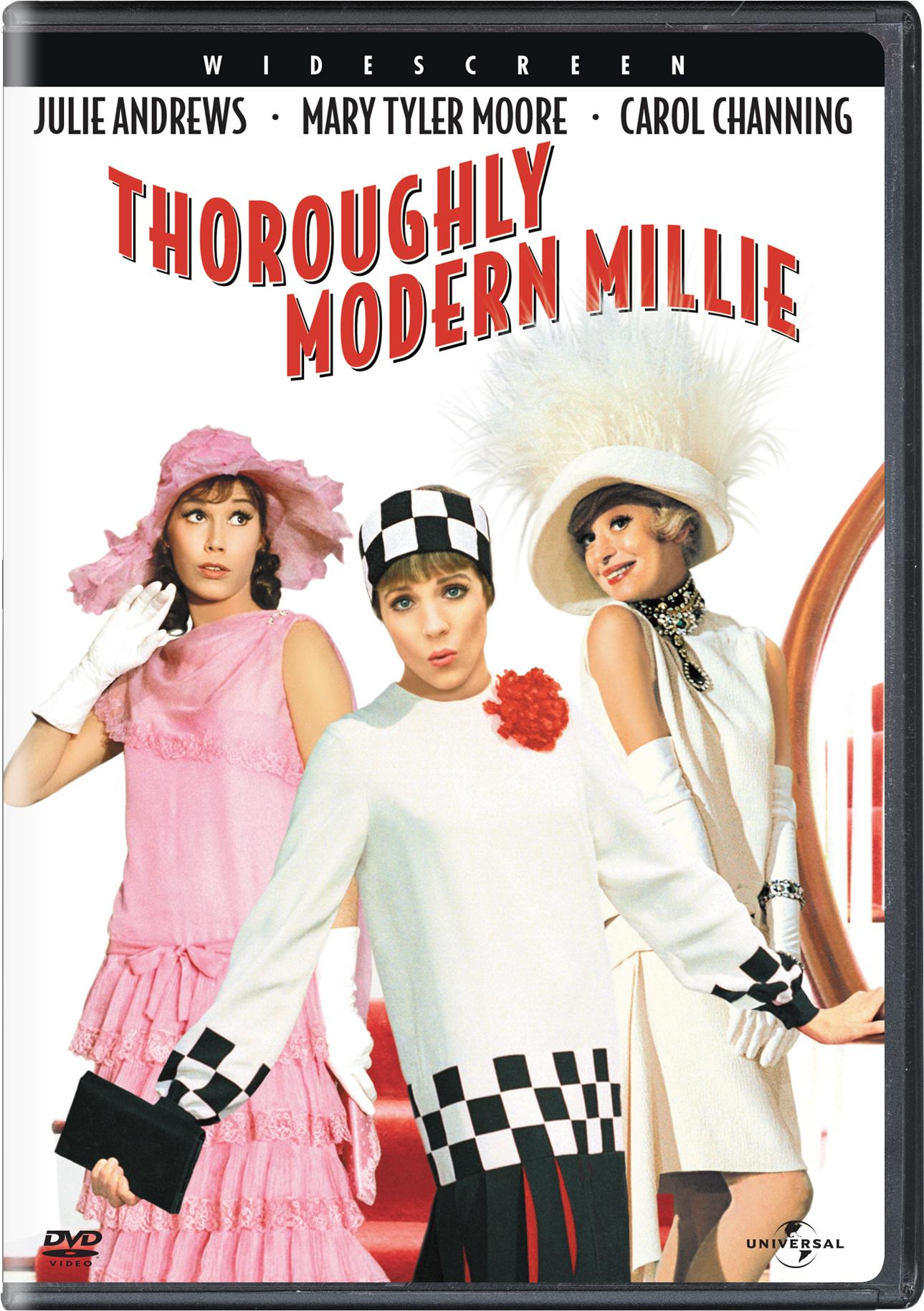 Thoroughly Modern Millie [DVD]