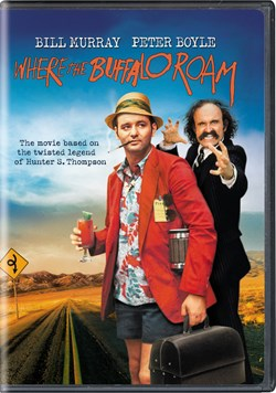 Where the Buffalo Roam [DVD]