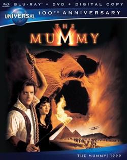 The Mummy (with DVD) [Blu-ray]