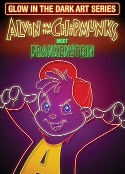 Alvin and the Chipmunks Meet Frankenstein [DVD]