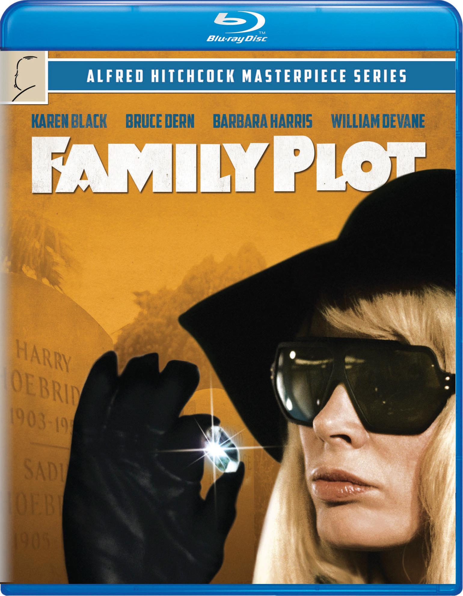 Family Plot [Blu-ray]