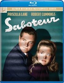 Saboteur [Blu-ray]