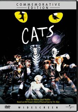Cats (Commemorative Edition) [DVD]