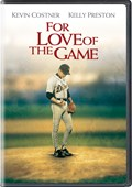For Love of the Game [DVD]