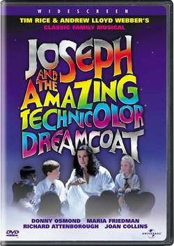 Joseph and the Amazing Technicolor Dreamcoat [DVD]