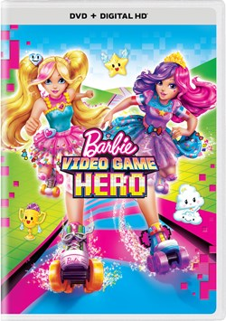Barbie Video Game Hero [DVD]