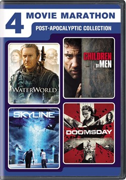 4-Movie Marathon: Post-Apocalyptic Collection [DVD]