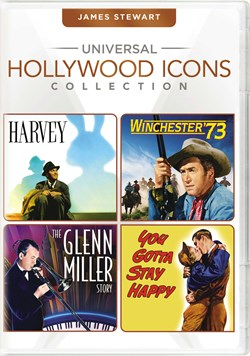 Universal Hollywood Icons Collection: James Stewart [DVD]