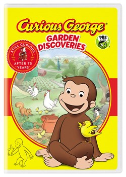 Curious George: Garden Discoveries [DVD]