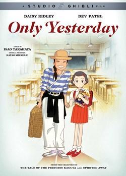Only Yesterday [DVD]