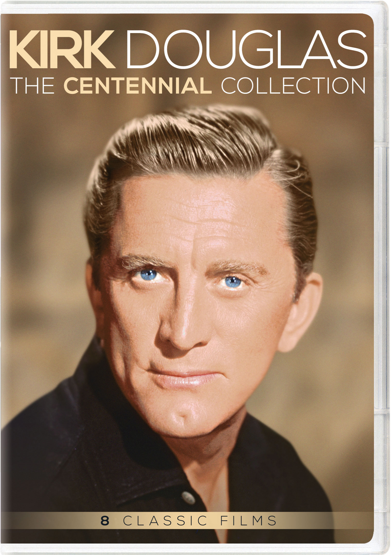 Kirk Douglas: The Centennial Collection (Box Set) [DVD]