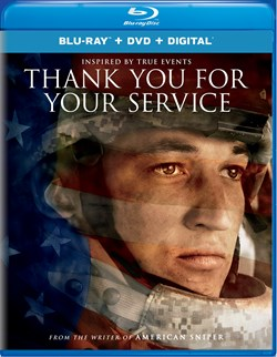 Thank You for Your Service (with DVD) [Blu-ray]