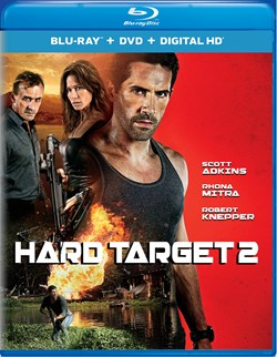 Hard Target 2 (with DVD) [Blu-ray]